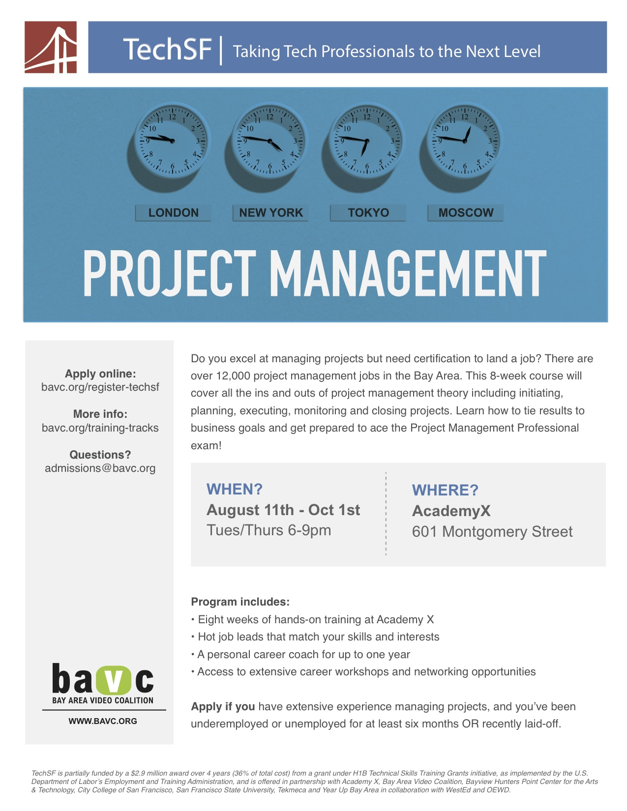 Free Advanced Bootcamp In Project Management Pmp Prep Pm Hangout