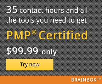 BrainBOK - PMP and CAPM Exams, ITTOs, Flashcards, Formulas, Quizzes, Contact Hours